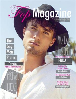 Fop Magazine Forever Solstice - LA