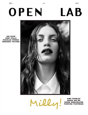 Open Lab N°9 / Milly Simmonds cover