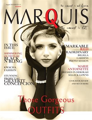 Marquis issue 11 August 2019