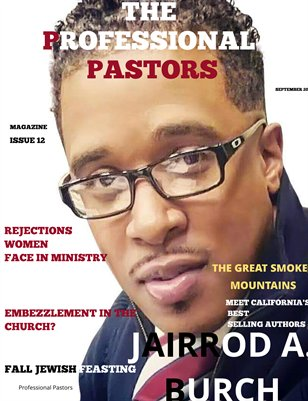 Professional Pastors Issue 11