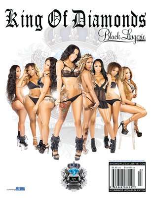 BLACK LINGERIE BY SHOW - KOD EDITION PART B