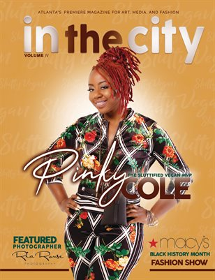 In The City Magazine Vol. 4