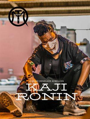 Kaji Ronin - Vol. 24
