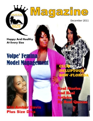 Queen Size Magazine - December 2011 Issue