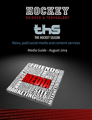 The Hockey Season Media Guide