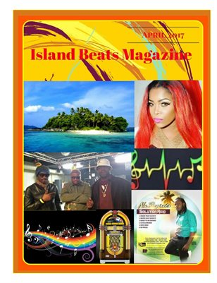 Island Beats Magazine April 2017