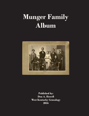 The Munger Family Album