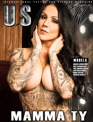 U.S. INK ISSUE #26
