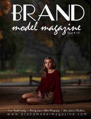 Brand Model Magazine  Issue # 147