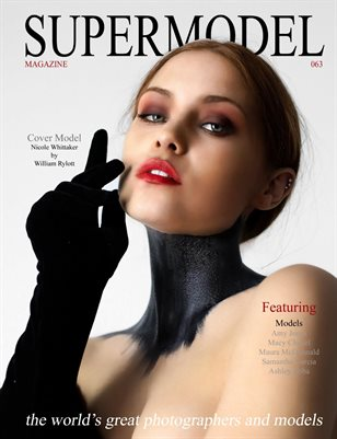 Supermodel Magazine Issue 063