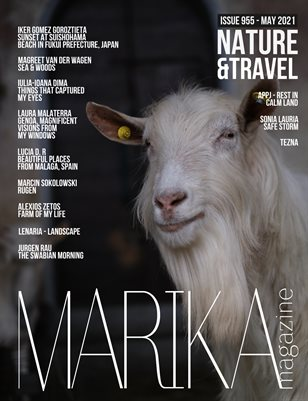 MARIKA MAGAZINE NATURE & TRAVEL (ISSUE 955 - MAY)