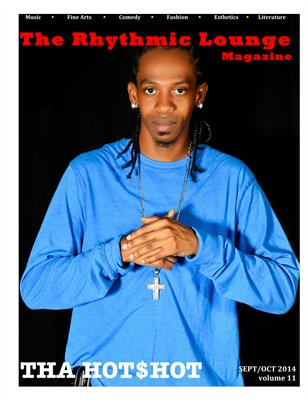 The Rhythmic Lounge Magazine October 2014