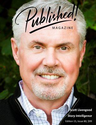 PUBLISHED! #15 Excerpt featuring Scott Livengood!