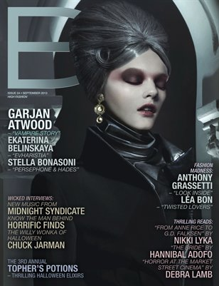 Dark Beauty Magazine ISSUE 24 - High Fashion