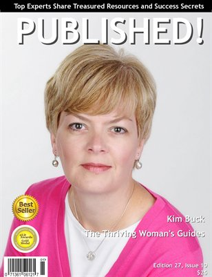 PUBLISHED! featuring Kim Buck