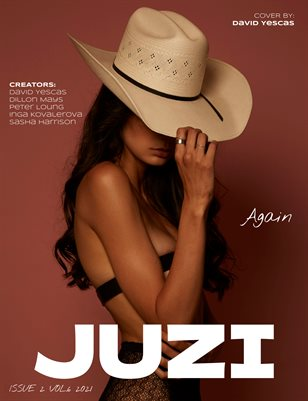 JUZI MAGAZINE ISSUE 2 VOL.6 2021