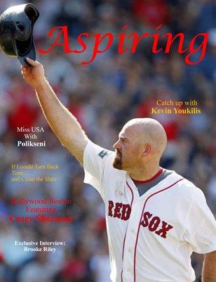 Aspiring Magazine Spring 2016
