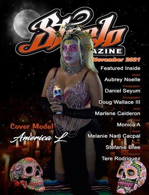 Steelo Magazine - November 2021 Issue