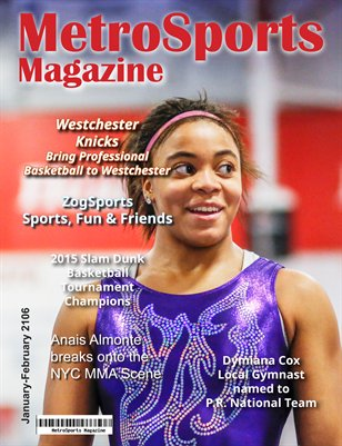 MetroSports Magazine Jan/Feb 2016 DC