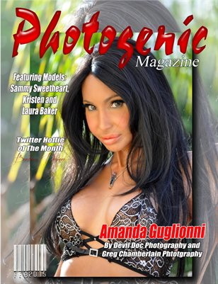 Photogenic Magazine featuring Amanda Guglionni