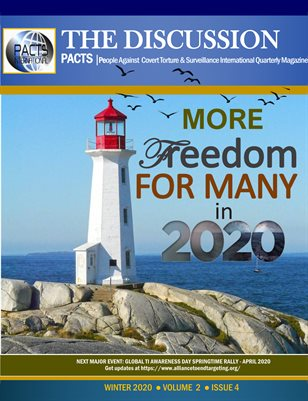 THE DISCUSSION:  PACTS, International's Quarterly Magazine -   Volume 2, Issue 4 | Winter, 2020 Edition