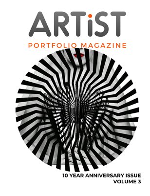 Artist Portfolio Magazine Anniversary Issue VOL 3