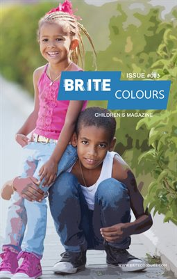 BRITE Colours Kids Magazine - Issue #003 The Caribbean