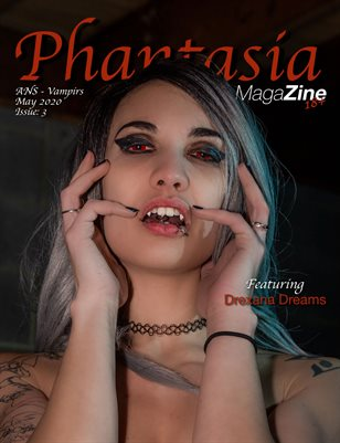 Phantasia MagaZine, Vampires, Issue 3