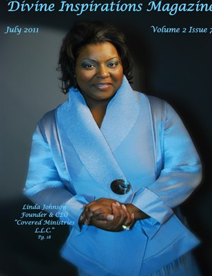 Divine Inspirations Magazine July 2011