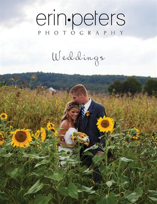 Erin Peters Photography Wedding Magazine