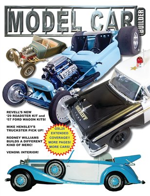Model Car Builder No. 21