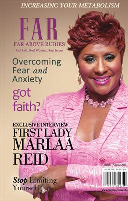 FAR Above Rubies Featuring Marlaa Reid