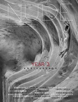NUDE MAGAZINE Anniversary Issue numero #16 - Year 3