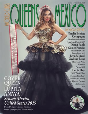 World Class Queens of Mexico Magazine