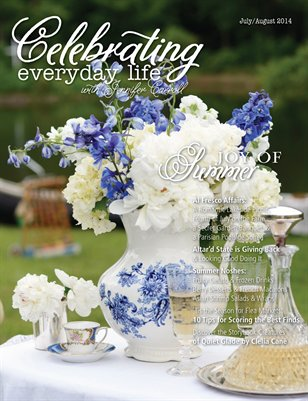 Celebrating Everyday Life July/August 2014