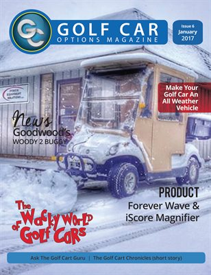 Golf Car Options Magazine - January 2017
