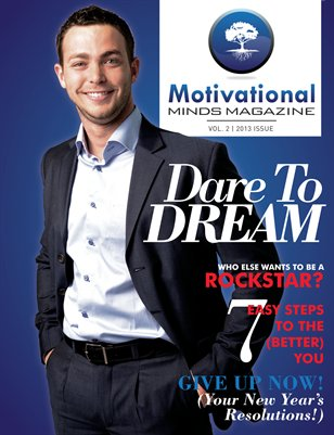 Motivational Minds Magazine Volume 2
