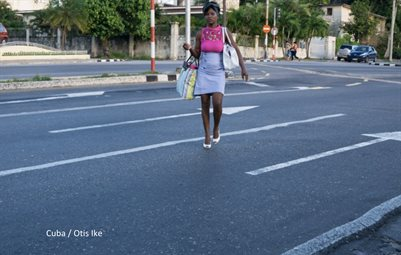 Cuba Photographs by Otis Ike