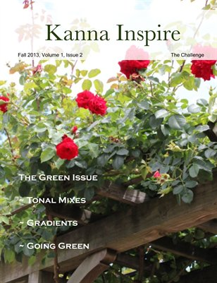 Kanna Inspire - The Green Issue