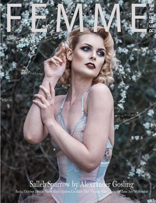 Femme Rebelle Magazine June 2016 - ISSUE 16.2