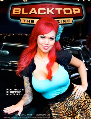 Blacktop Magazine SPE05 - Hot Rod and Customs Issue