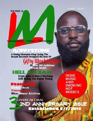 LM Mag Vol. 16- KobbyStone