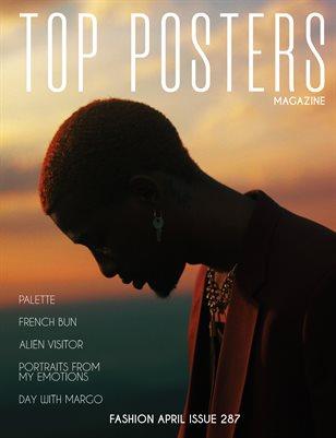 TOP POSTERS MAGAZINE - FASHION APRIL (Vol 287)