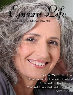 Encore Life Magazine, Fall
