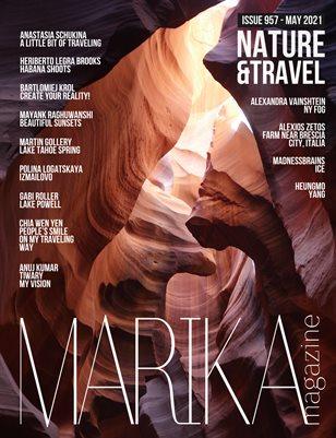 MARIKA MAGAZINE NATURE & TRAVEL (ISSUE 957 - MAY)