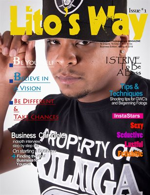 Lito's Way Issue #1