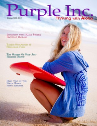 Purple Inc. / Winter 2011 / Issue Number 3