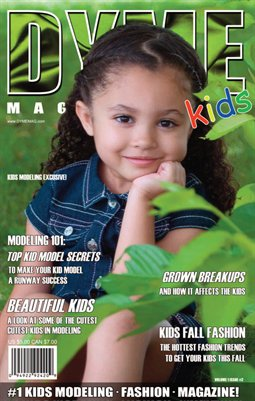 DYME Magazine Kids Issue #2