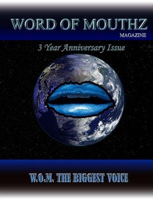W.O.M 3 Year Anniversary
