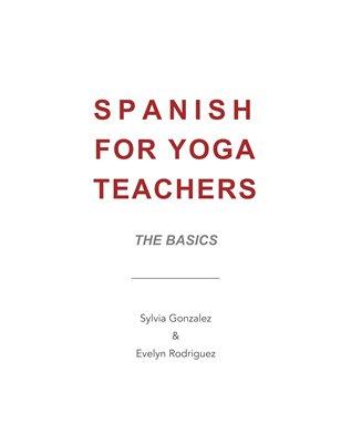 Spanish for Yoga Teachers